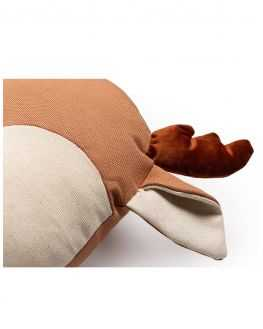 Grand coussin Cerf