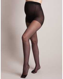 Collants Grossesse 15 Deniers Noirs