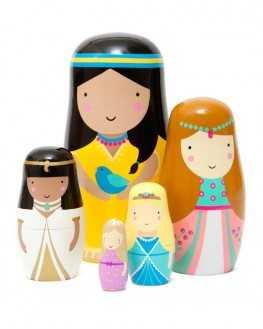 Poupée gigognes Princesses