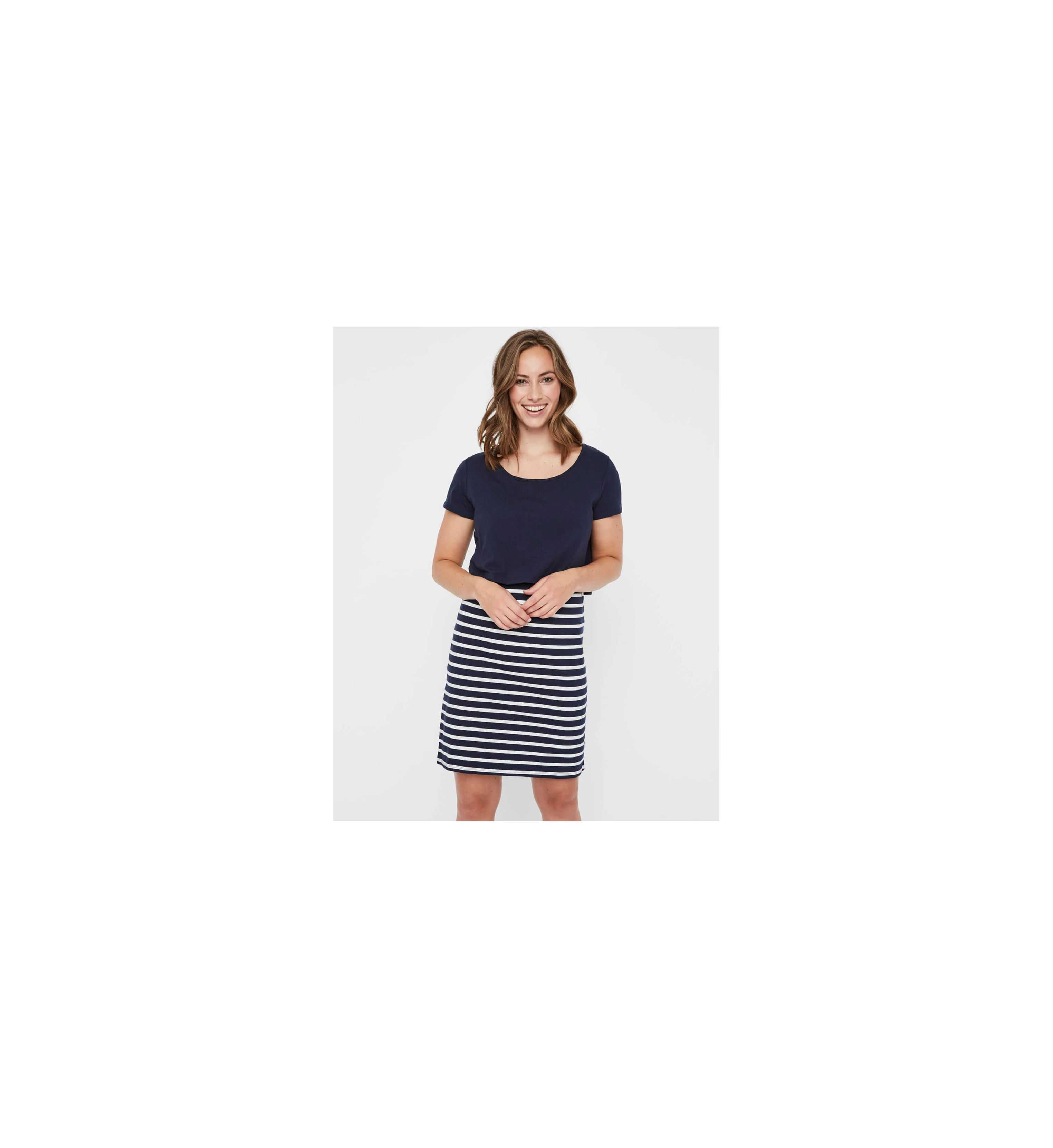 Robe grossesse allaitement Léa June
